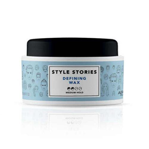 alfaparf style stories defining wax
