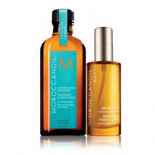 Moroccan oil treatment and body oil